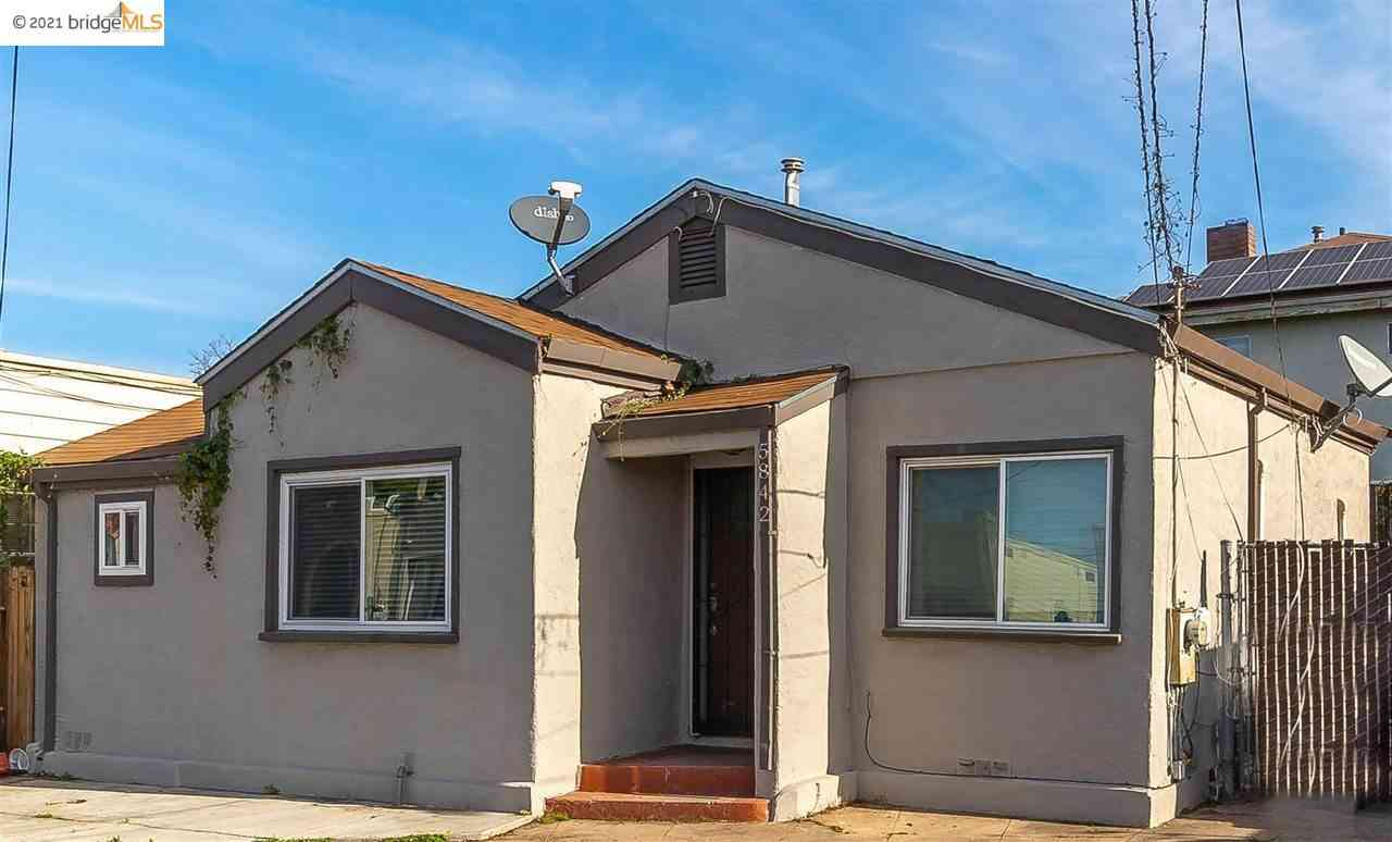 5842 Kingsley Cir, Oakland, CA, 94605,