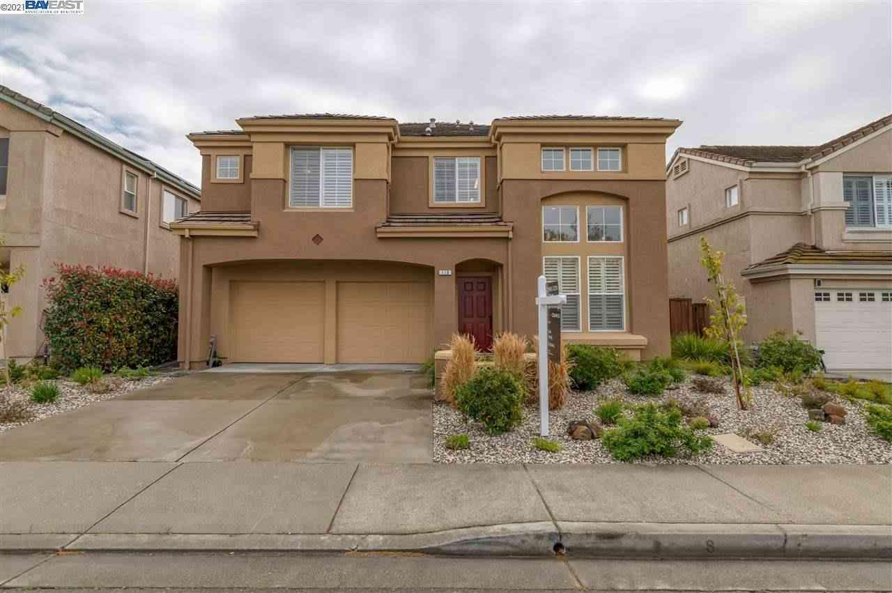 110 Triana, San Ramon, CA, 94583,