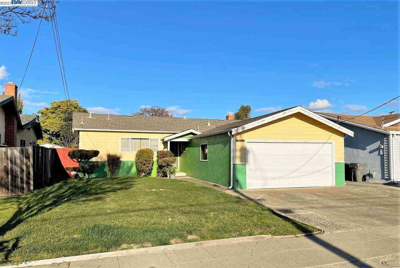 15652 Cranbrook St, San Leandro, CA, 94579,