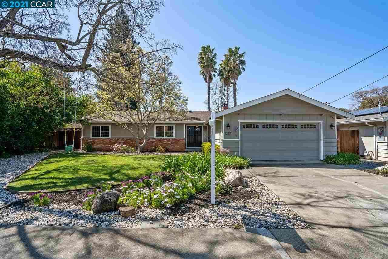 1237 Kilarney Ln, Walnut Creek, CA, 94598,
