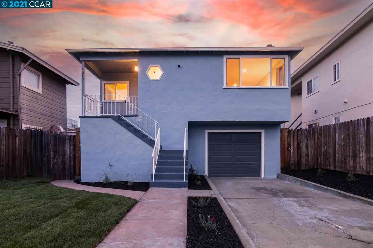 4816 Bond st, Oakland, CA, 94601,