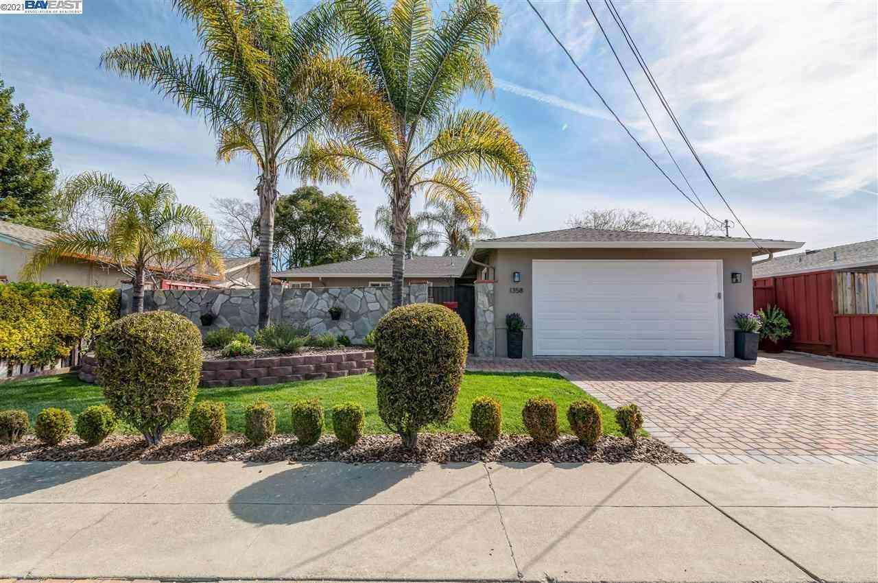 1358 Santa Rita Rd, Pleasanton, CA, 94566,