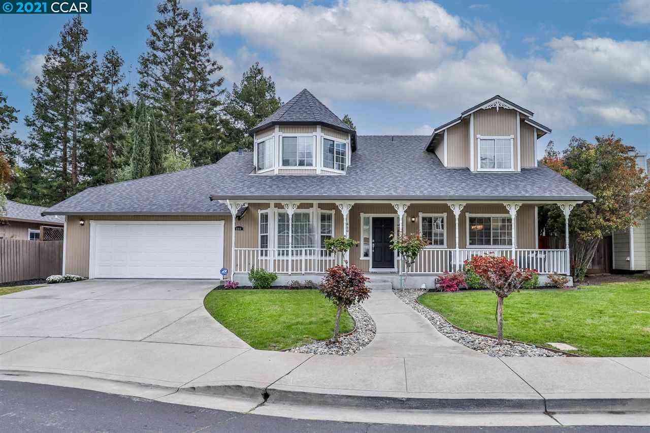 640 Encinal Ct, Walnut Creek, CA, 94597,