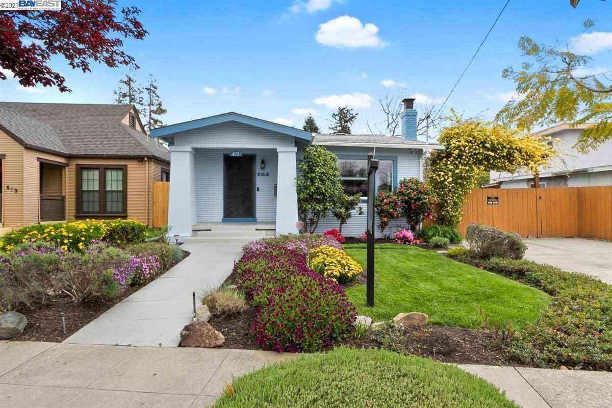 615 Durant Ave, San Leandro, CA, 94577,