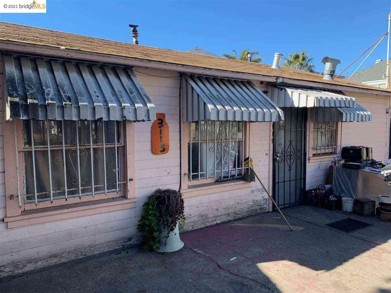 3115 West Street, Oakland, CA, 94608,