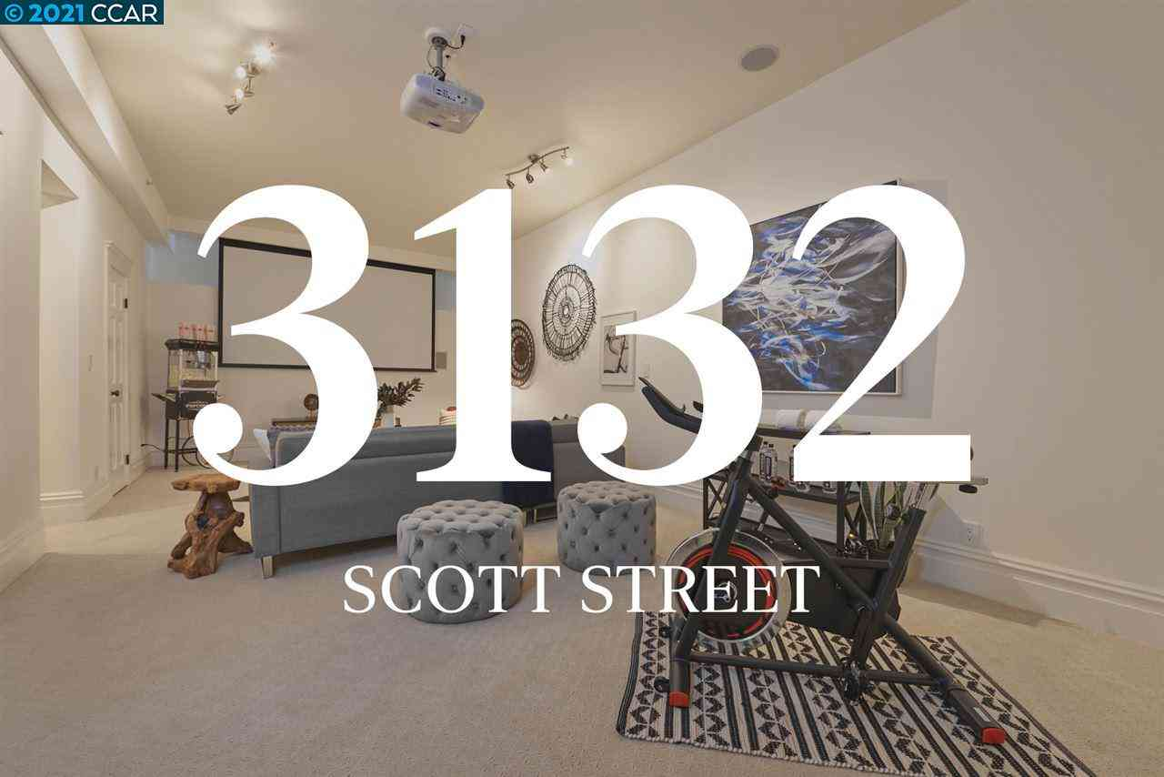 3132 Scott Street, San Francisco, CA, 94123,