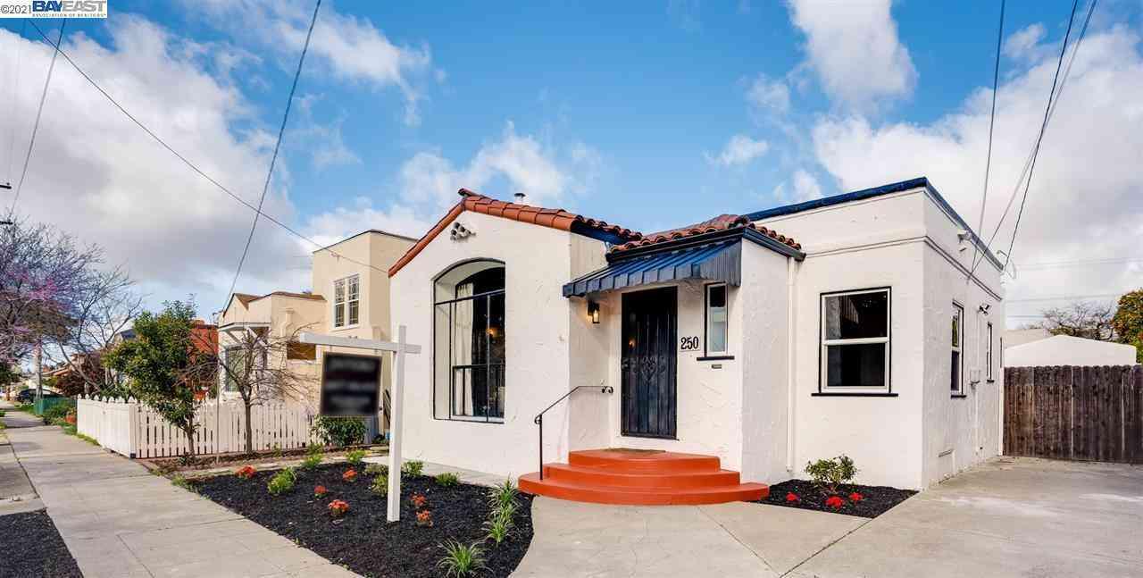 250 Garcia Ave, San Leandro, CA, 94577,
