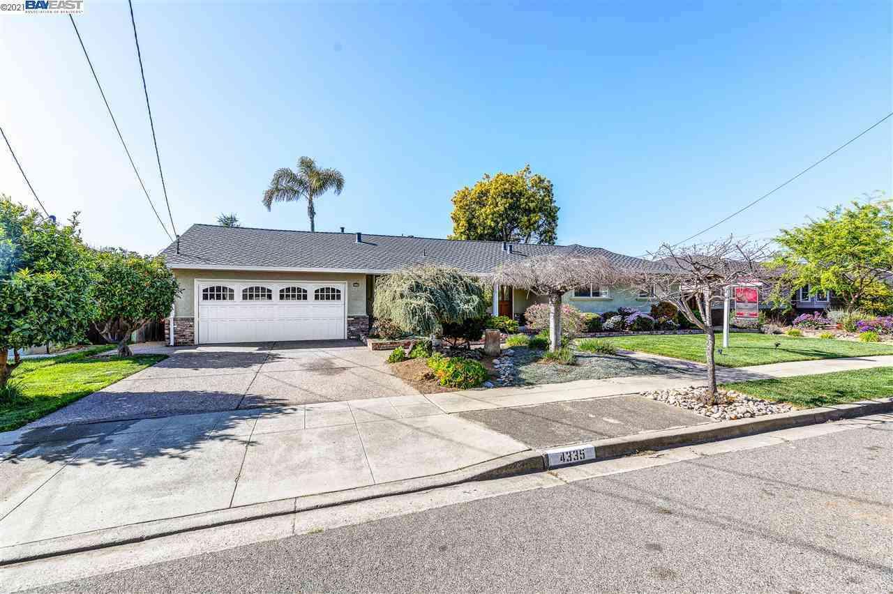 4335 Nagle Way, Fremont, CA, 94536,