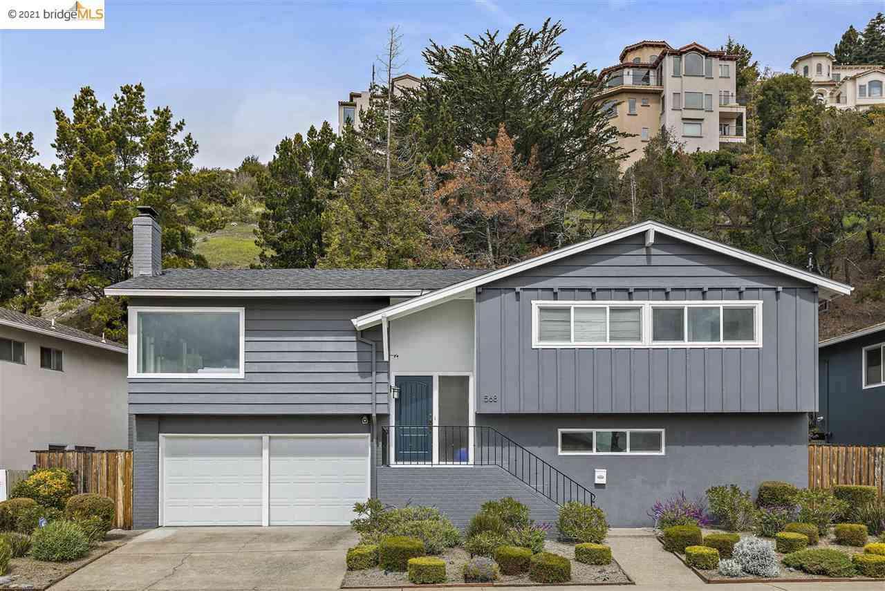 568 Crestmont Dr, Oakland, CA, 94619,