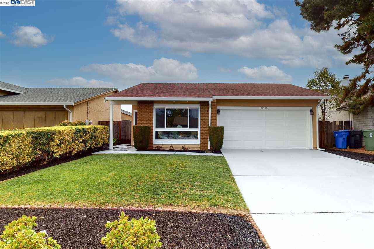 3610 Ruskin Ave, Fremont, CA, 94536,