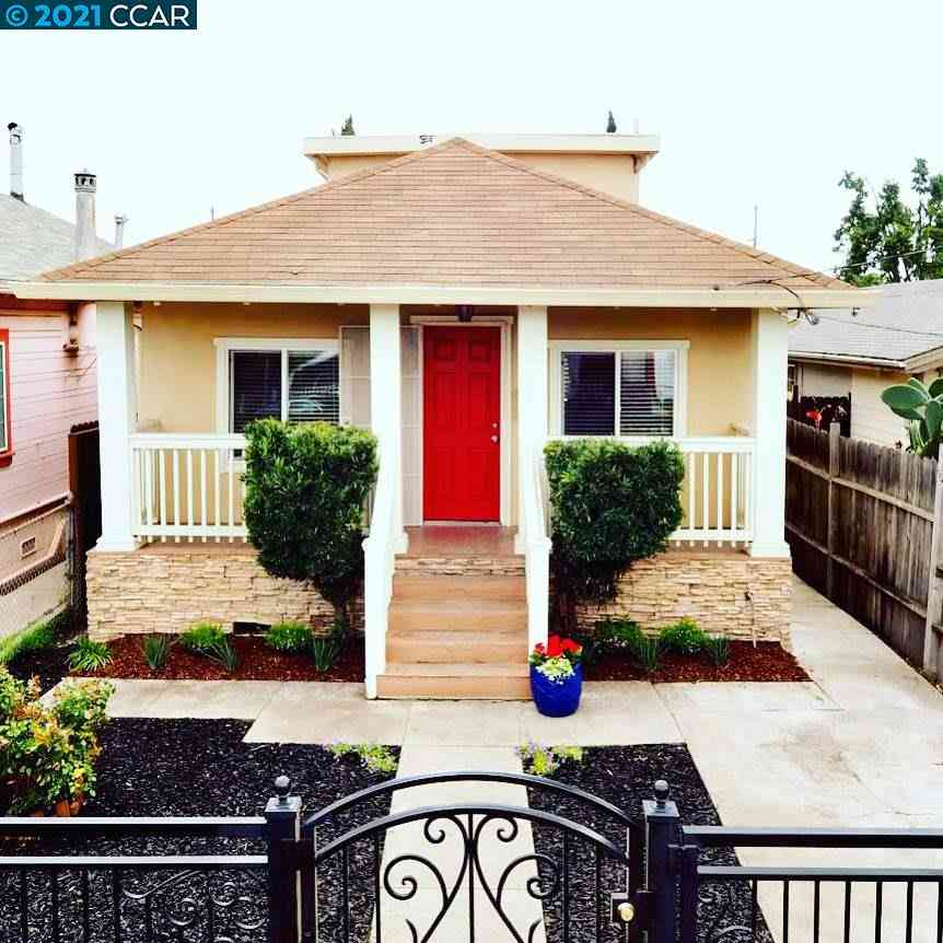 1128 71St Ave, Oakland, CA, 94621,