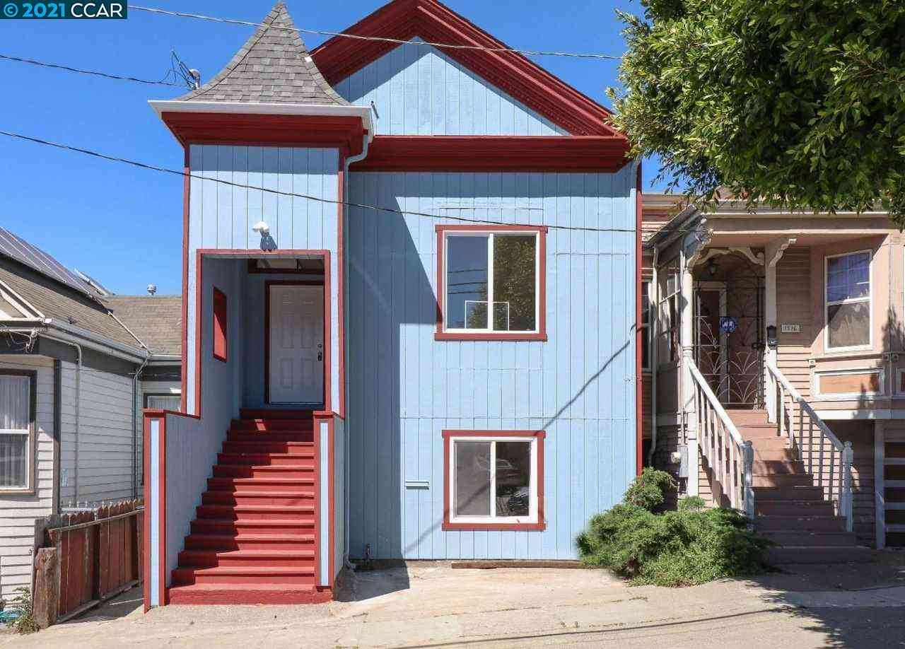 1520 Kirkwood, San Francisco, CA, 94124,