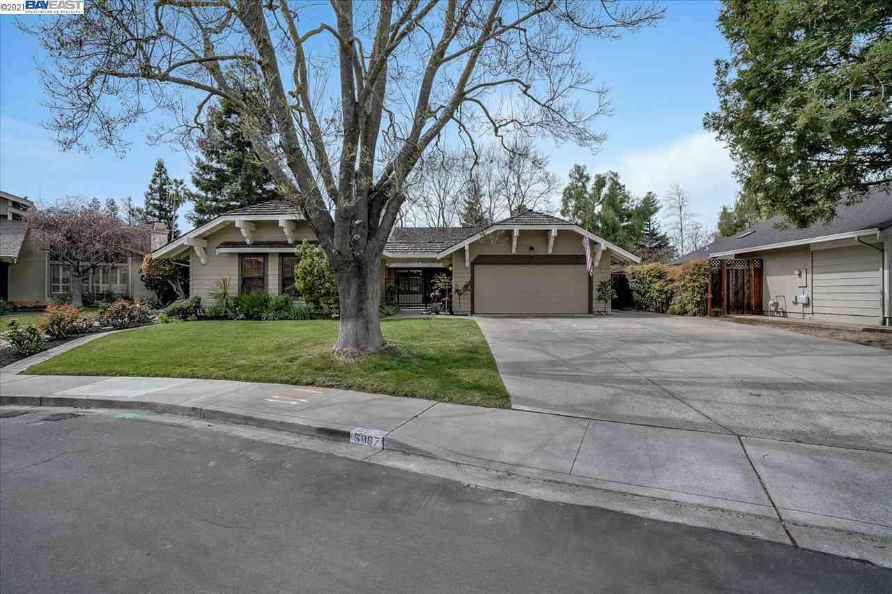 5987 Via Del Cielo, Pleasanton, CA, 94566,