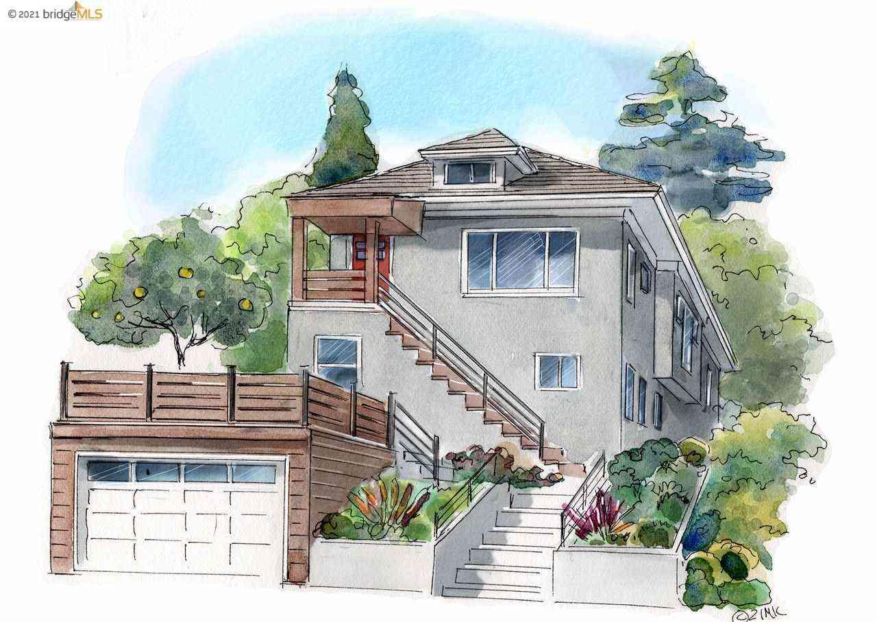 3921 La Cresta Ave, Oakland, CA, 94602,