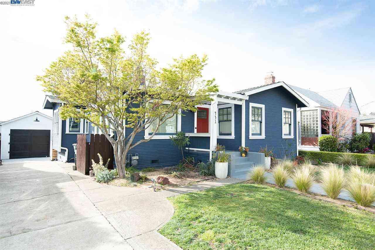 431 Lewis Ave, San Leandro, CA, 94577,