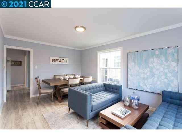Sunny Living Room, 1030 73Rd Ave, Oakland, CA, 94621,