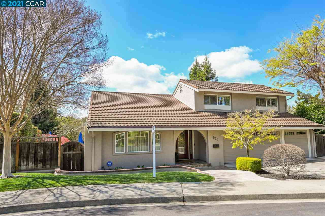 1073 Hillendale Ct, Walnut Creek, CA, 94596,