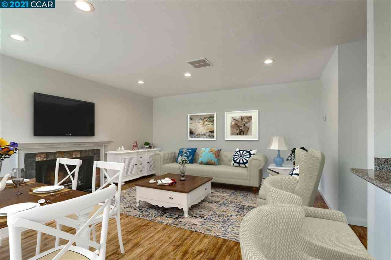 Sunny Living Room, 3712 Willow Pass Rd #27, Concord, CA, 94519,