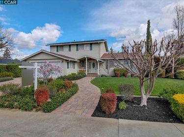 412 Candleberry Rd, Walnut Creek, CA, 94598,