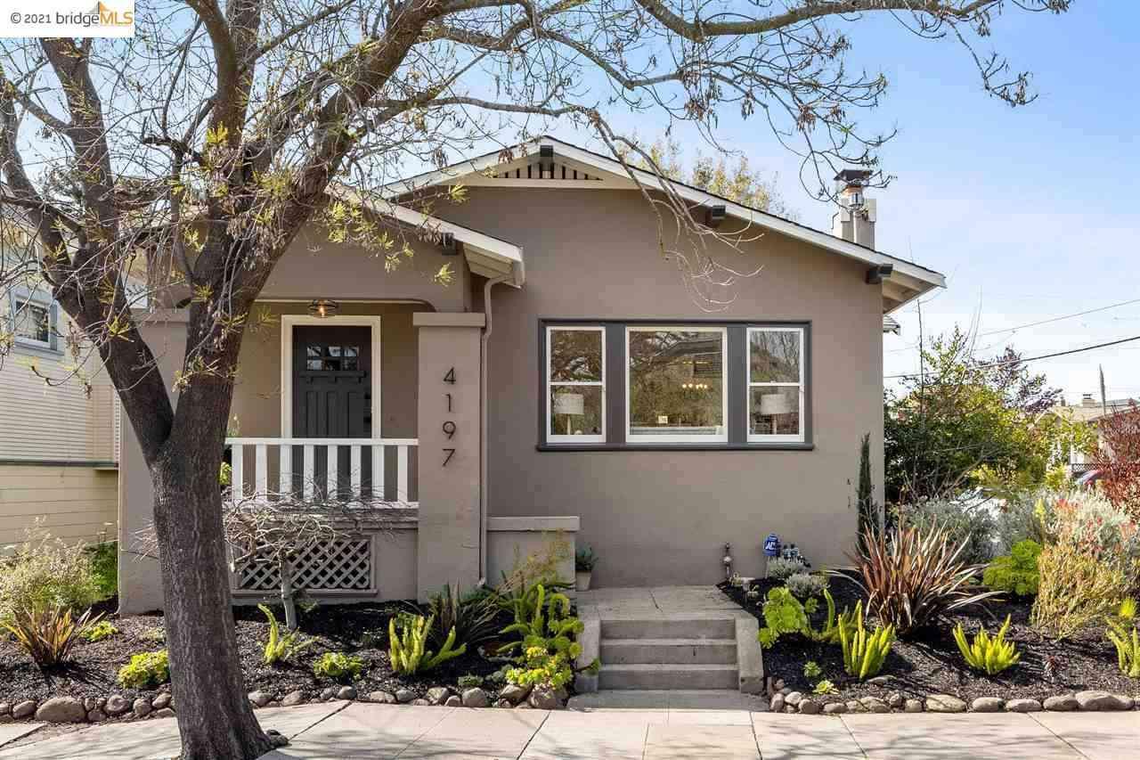 4197 Opal St, Oakland, CA, 94609,