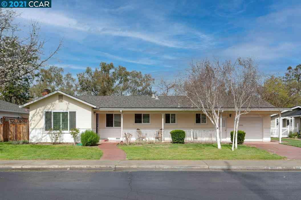 4089 Walnut Dr, Pleasanton, CA, 94566,