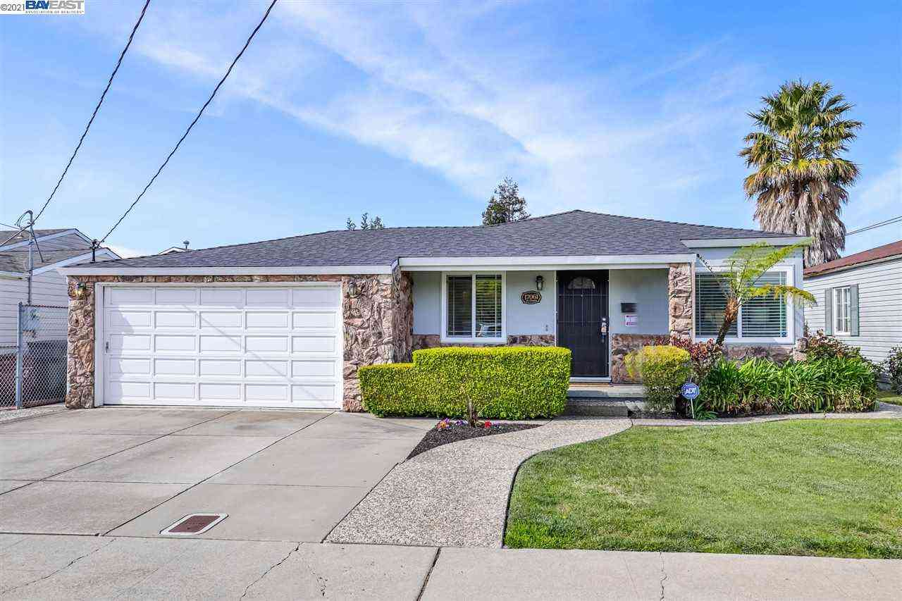 17061 Via Chiquita, San Lorenzo, CA, 94580,