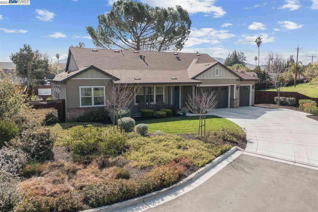 1844 Pleasant View Lane, Concord, CA, 94521,
