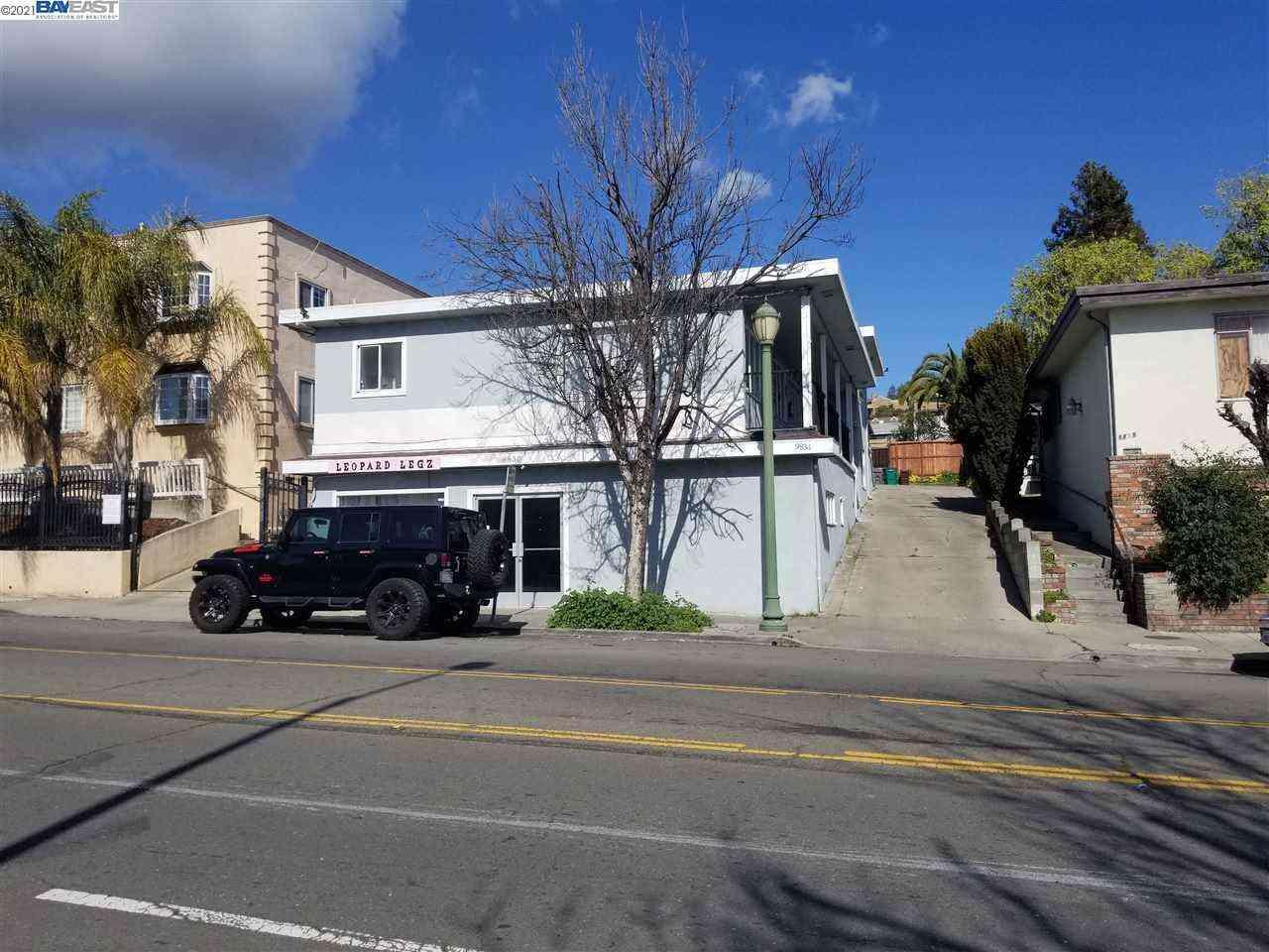 9830 MacArthur Blvd., Oakland, CA, 94605,