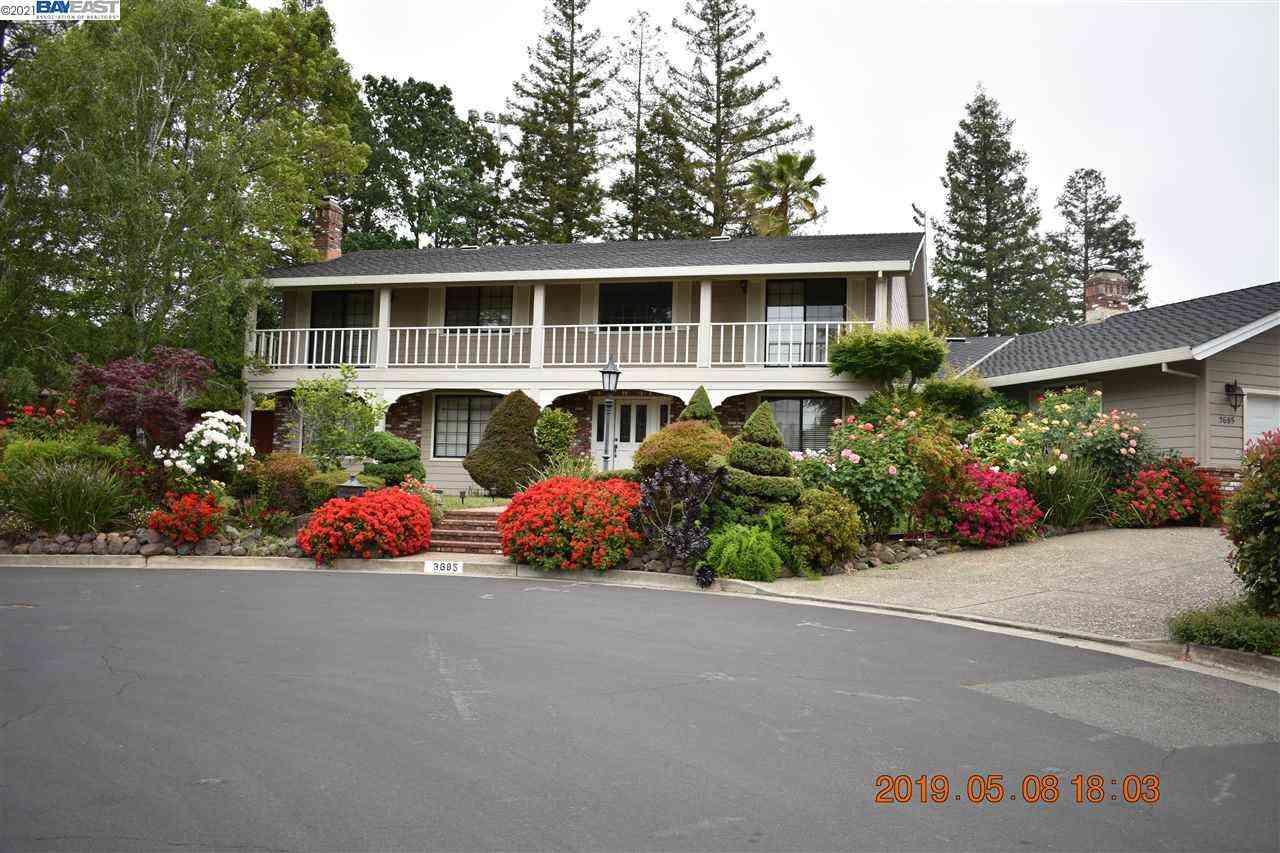 3685 Vista  Charonoaks, Walnut Creek, CA, 94598,