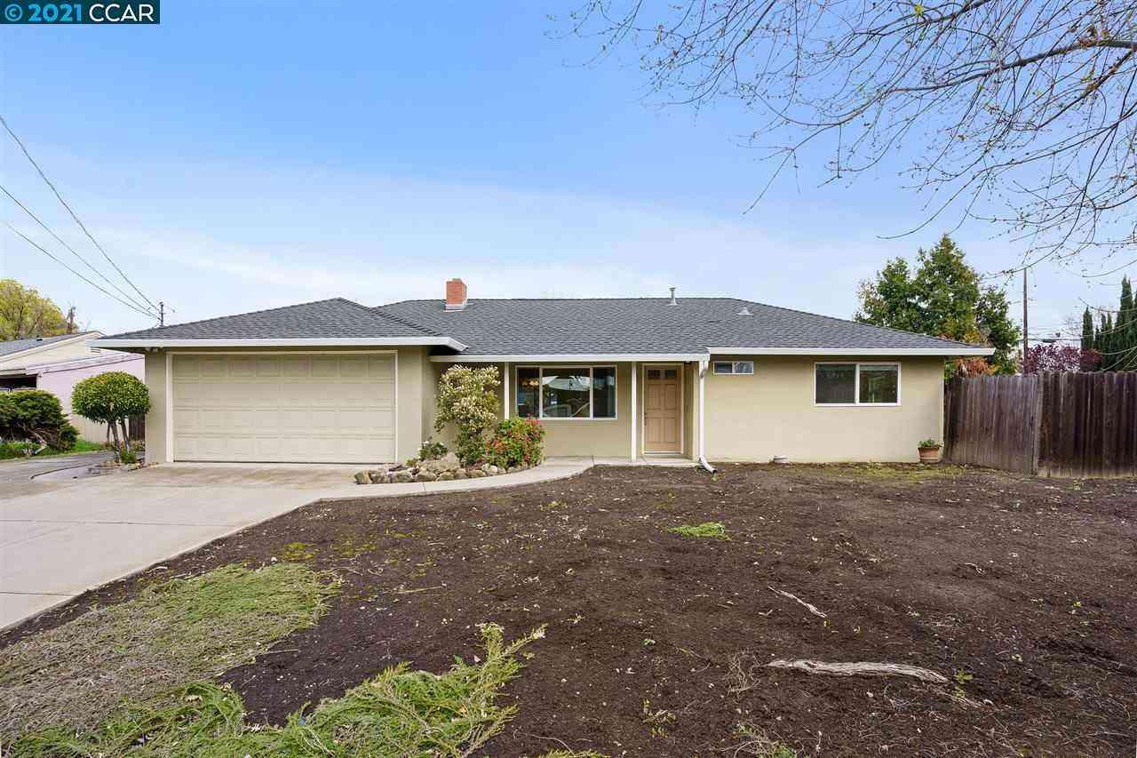 2161 Ahneita Dr, Pleasant Hill, CA, 94523,
