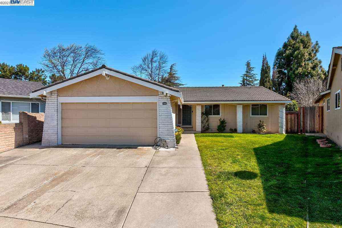 3100 Rowe Pl, Fremont, CA, 94536,