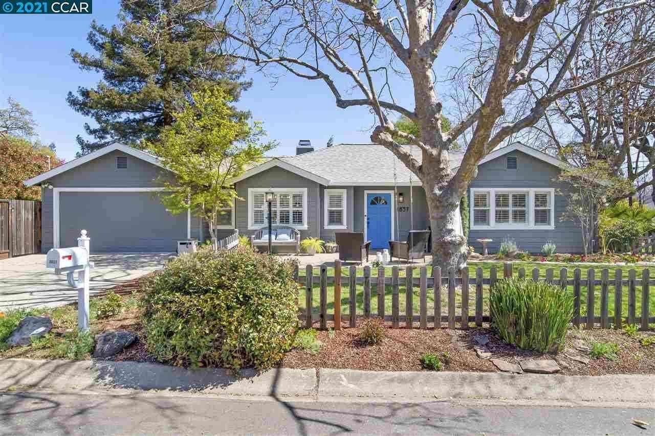 1837 Roche Dr, Pleasant Hill, CA, 94523,