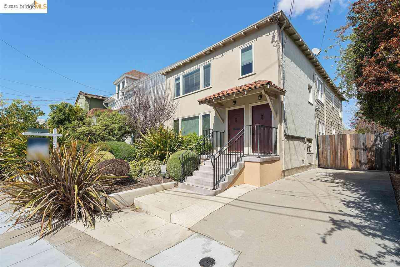 336 45Th St, Oakland, CA, 94609,