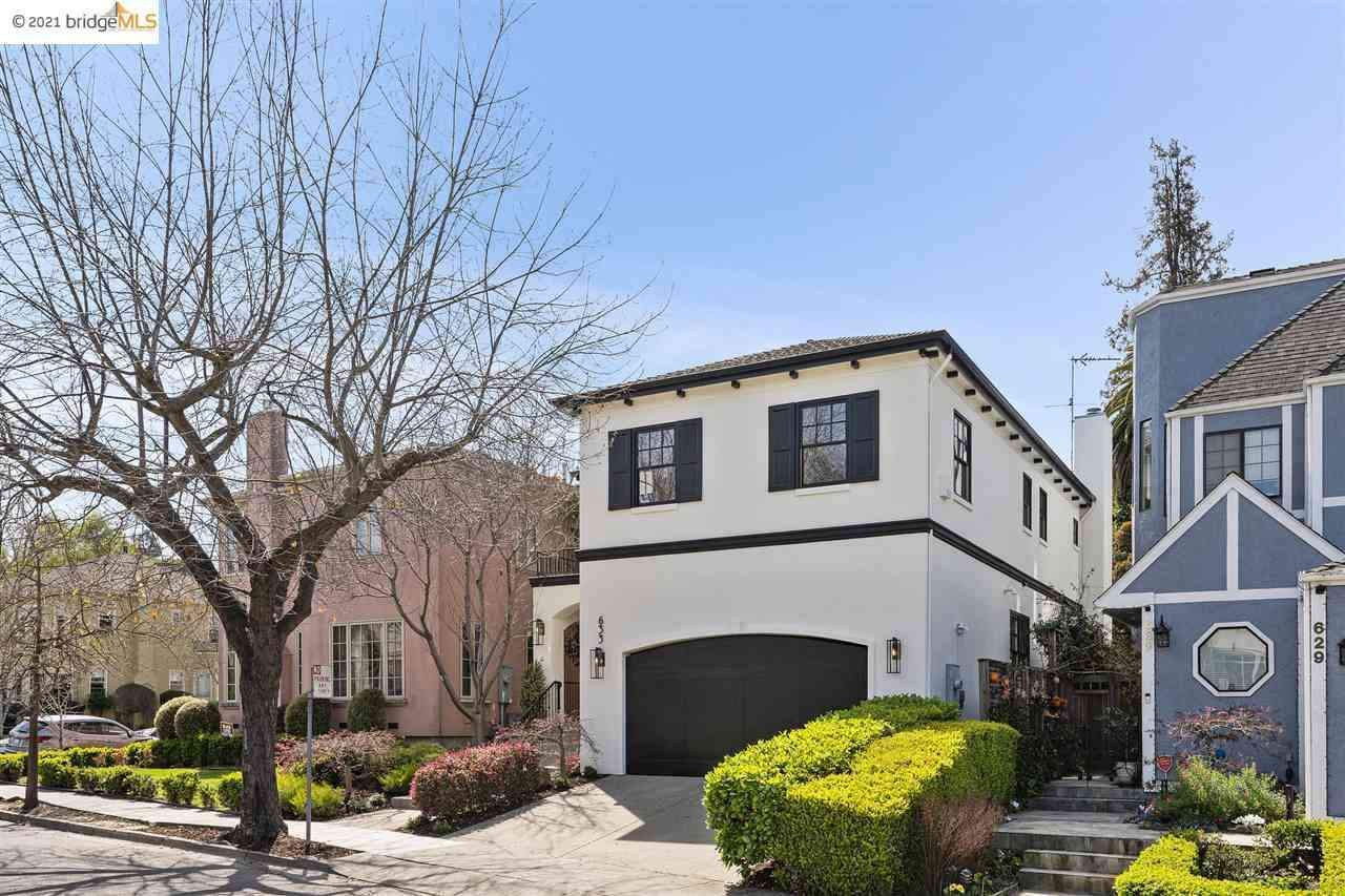 633 Trestle Glen Rd, Oakland, CA, 94610,