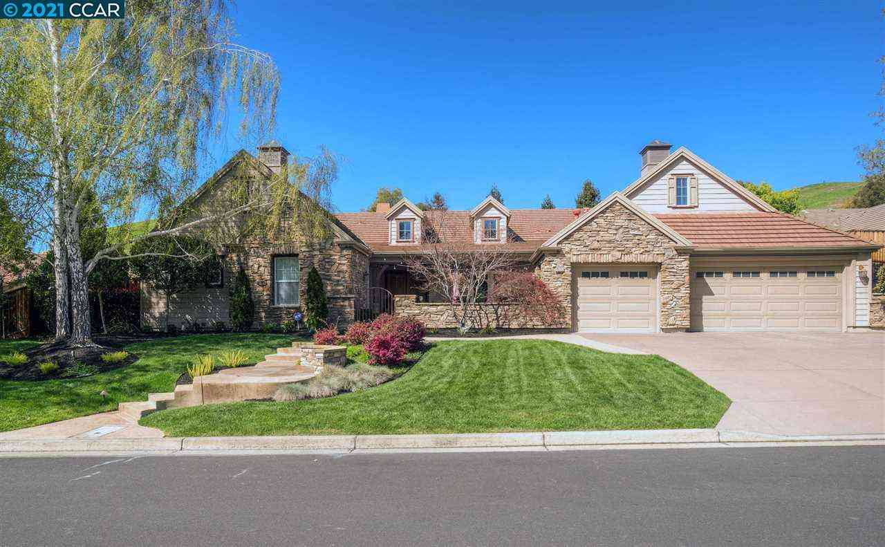 4015 Stone Valley Oaks Dr, Alamo, CA, 94507,