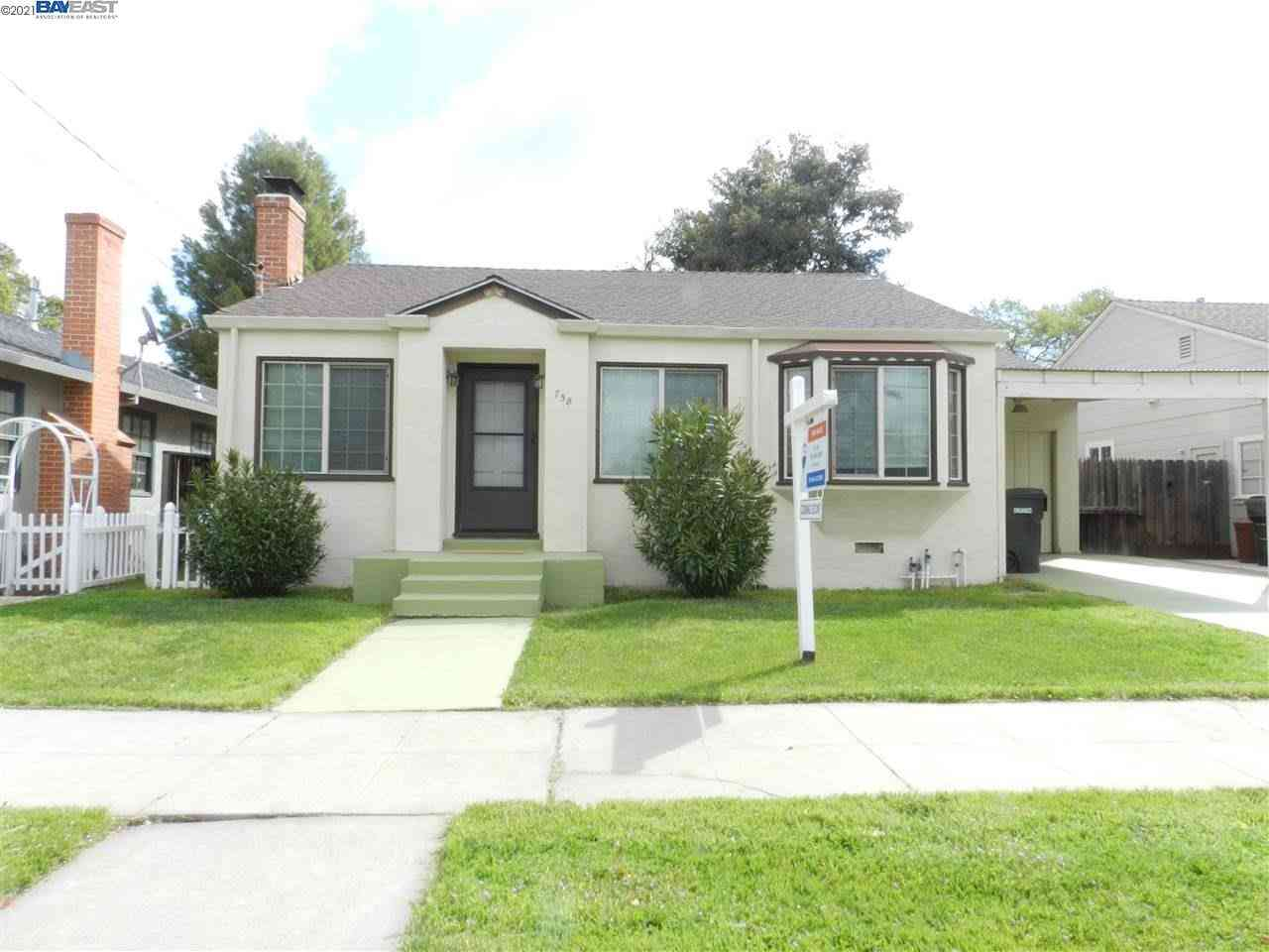 758 South N St, Livermore, CA, 94550,