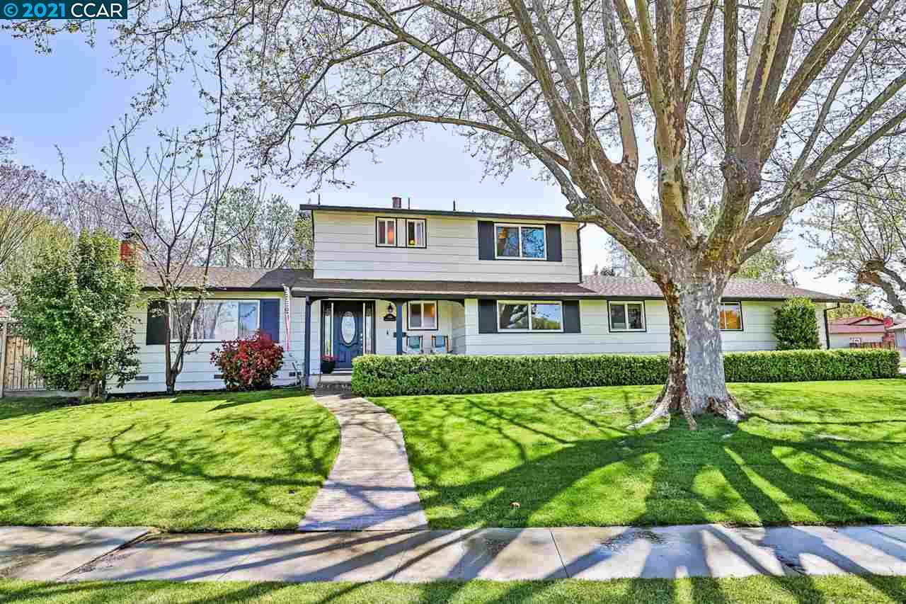 3340 Santa Paula Drive, Concord, CA, 94531,