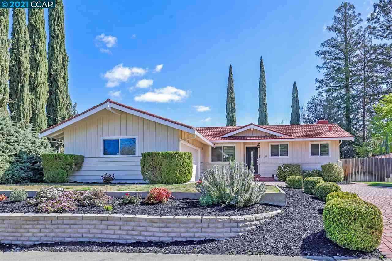 24 Cornell Ct, Pleasant Hill, CA, 94523,
