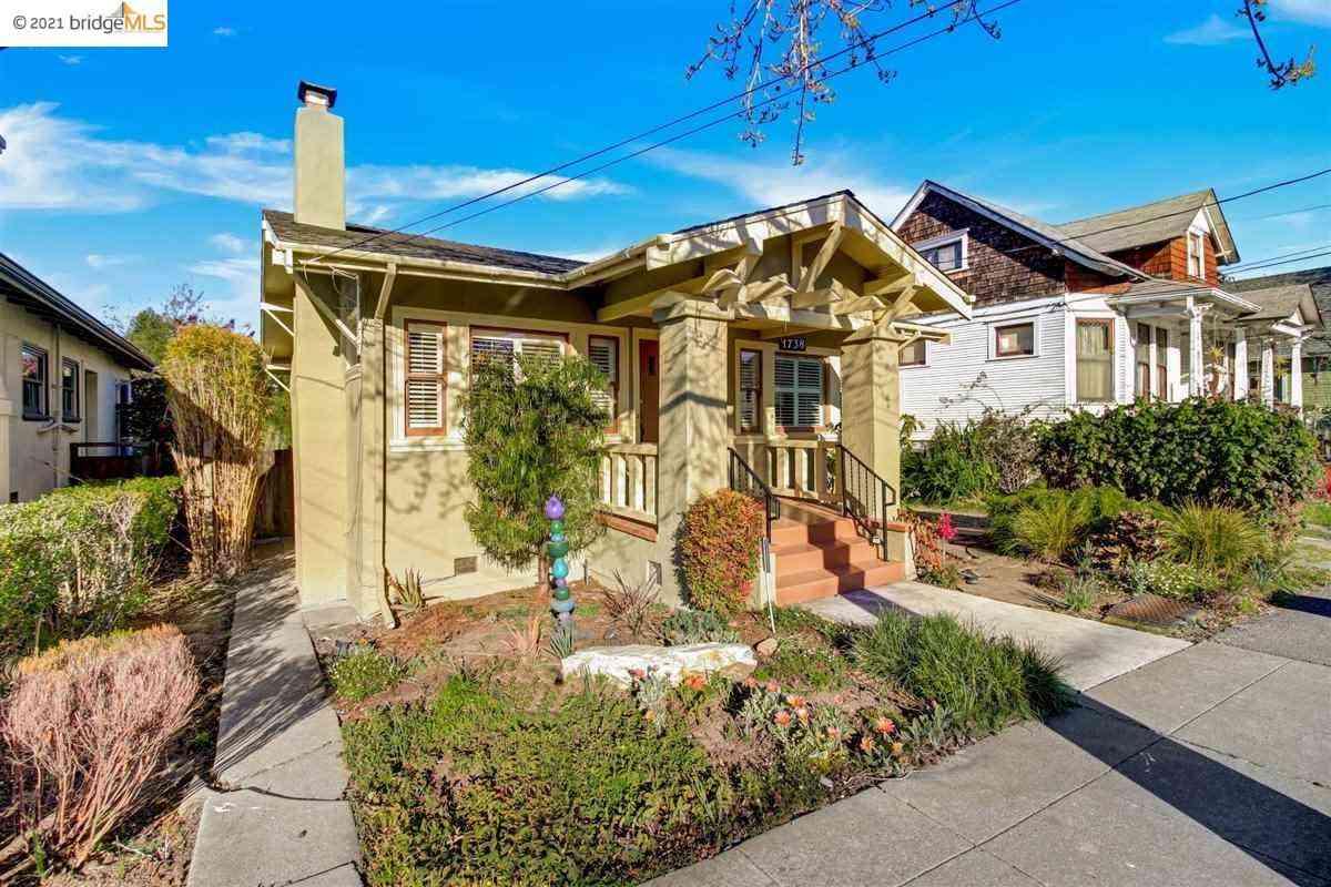 1738 Mcgee Ave, Berkeley, CA, 94703,
