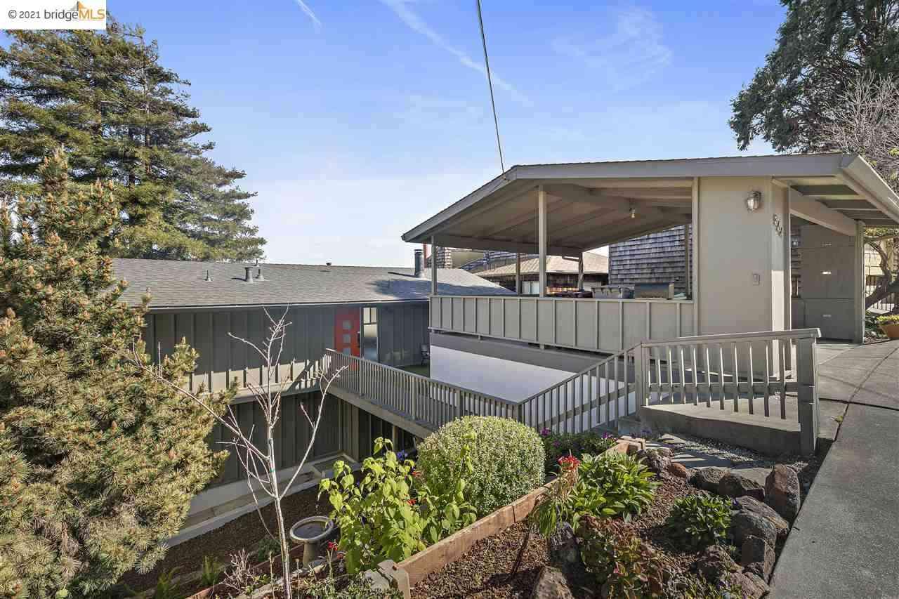 864 Hillside Ave, Albany, CA, 94706,