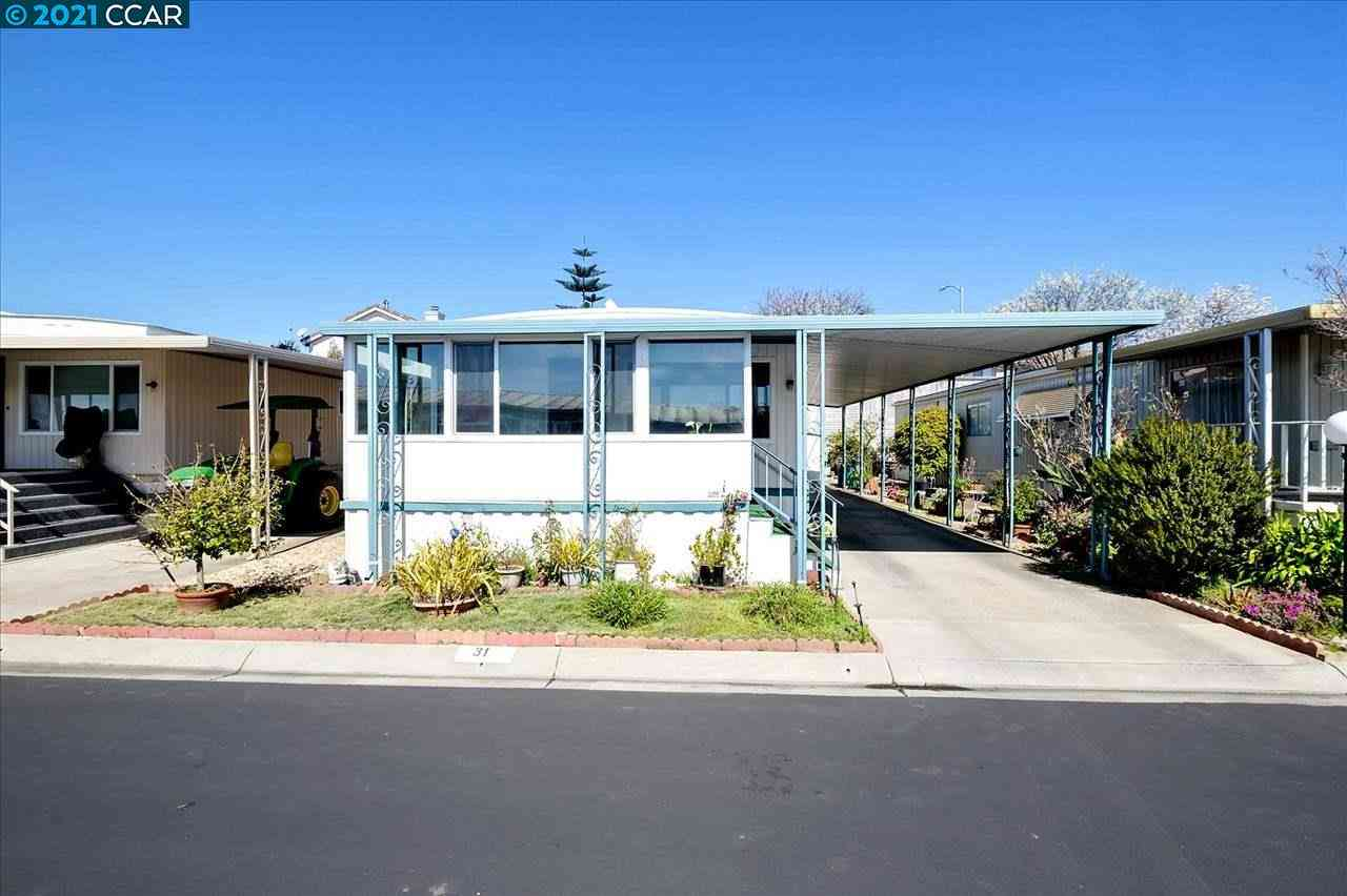 31 Santa Anita #31, San Leandro, CA, 94579,