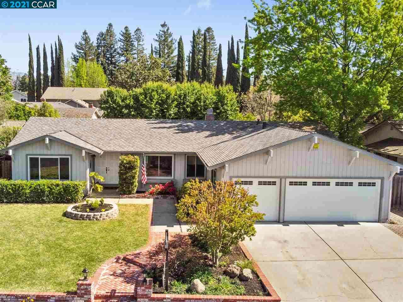 2091 Stratton Rd, Walnut Creek, CA, 94598,