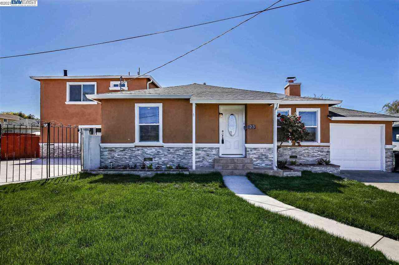 23 Thomas Ct, San Mateo, CA, 94401,
