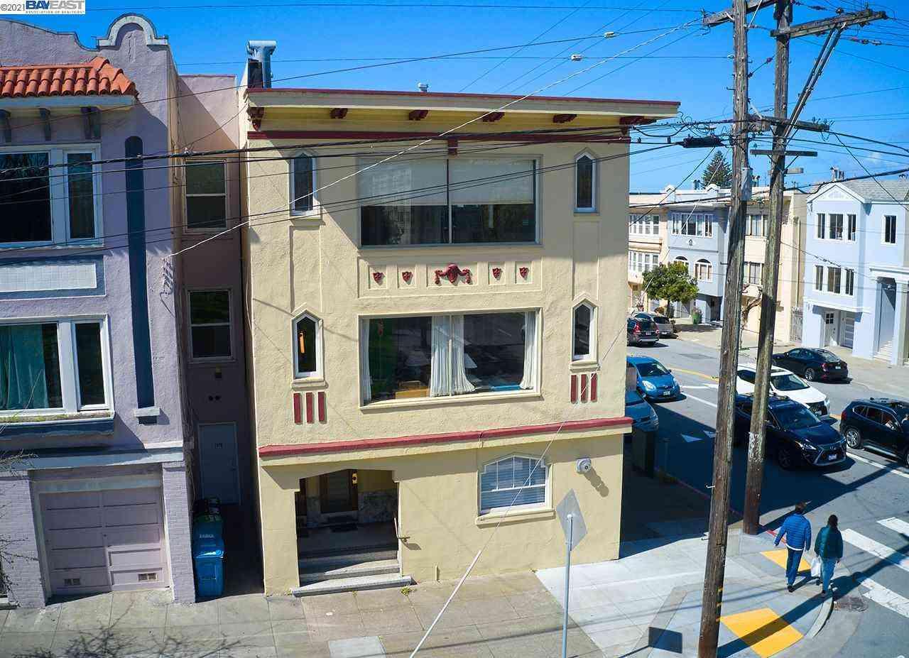 201-05 14th Ave., San Francisco, CA, 94118,
