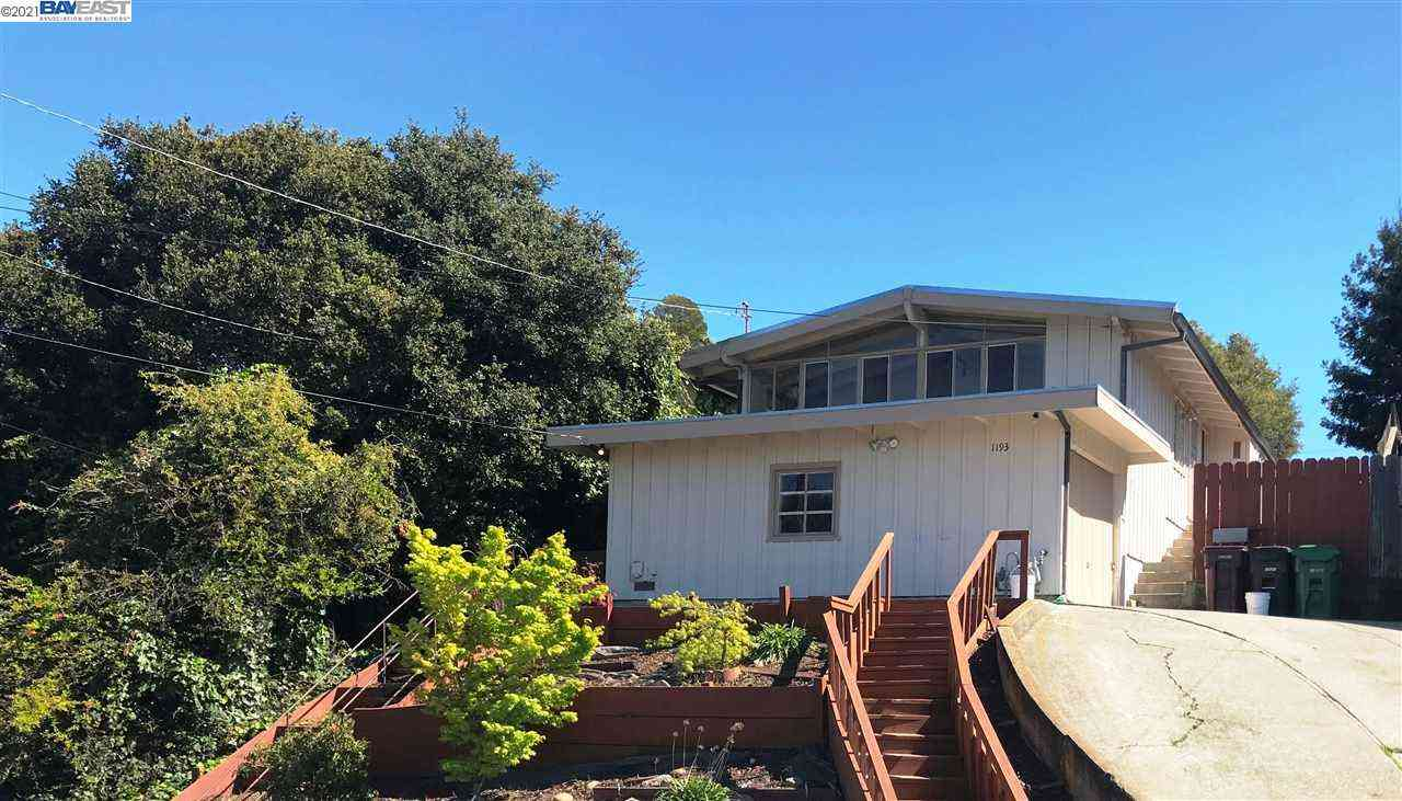 1193 Roxanne Ave, Hayward, CA, 94542,