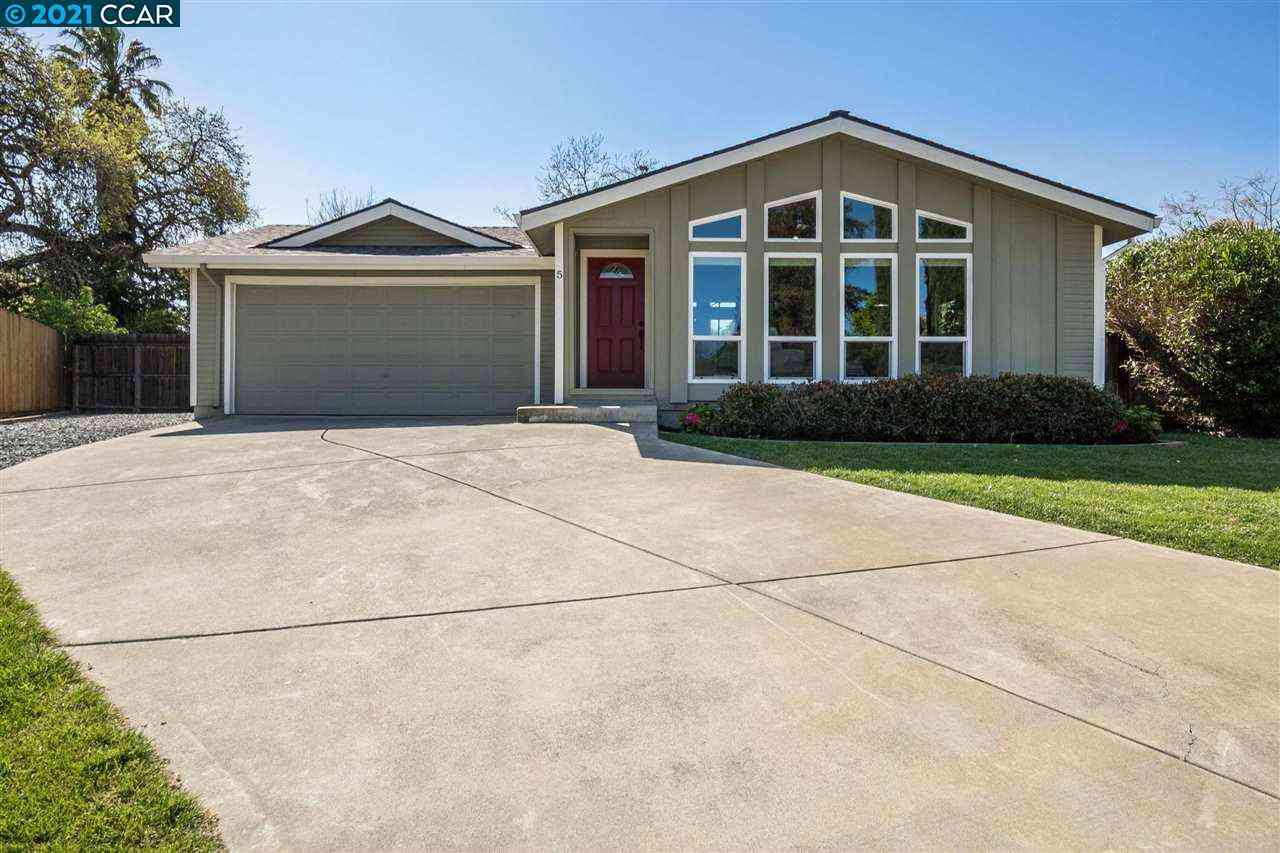 5 Hardwood Ct, Pleasant Hill, CA, 94523,