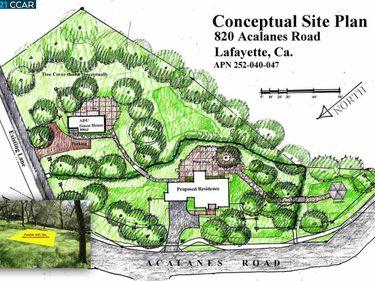 Acalanes Road, Lafayette, CA, 94595,