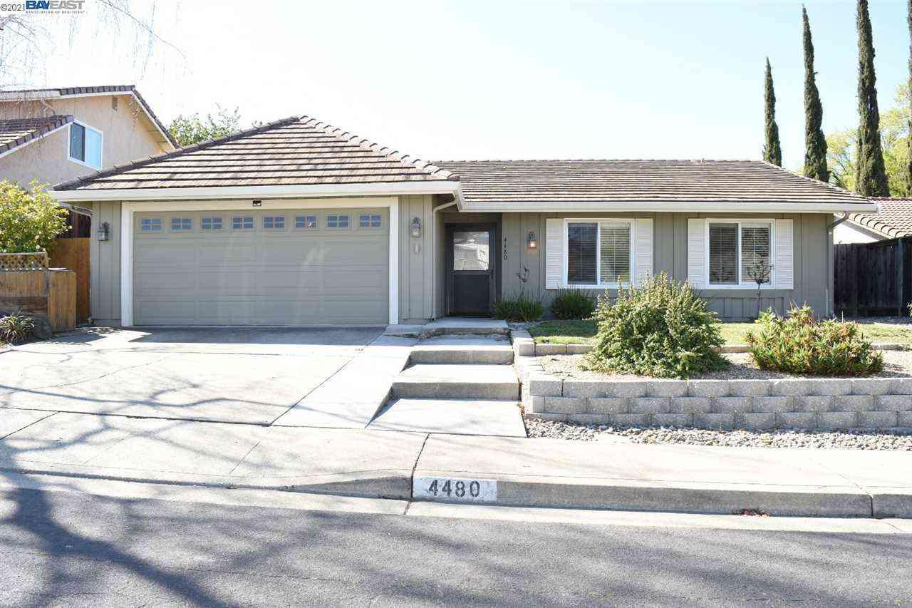 4480 Clear Creek Ct, Concord, CA, 94521,