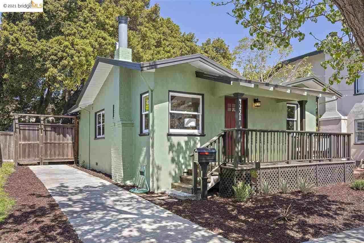 4221 Glen Ave, Oakland, CA, 94611,