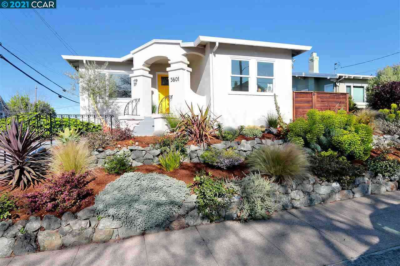 3801 Ardley Ave., Oakland, CA, 94602,